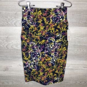 NWT Cassie Pencil Skirt by LuLaRoe Size XS